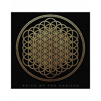 Bring Me The Horizon Coaster sempiternal new Official Cork single drink
