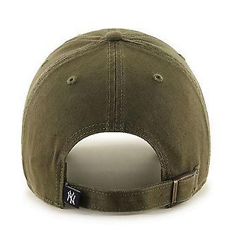 47 Brand MLB NY Clean Up Cap - Sandalwood