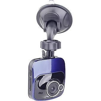 Dashcam Gembird DCAM-007 Horizontal viewing angle (max.)=120 ° 12 V Display, Microphone, Battery