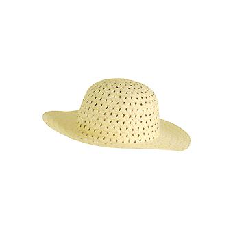 Childrens Natural Woven Easter Bonnet Hat Easter Decoration Activity Accessory