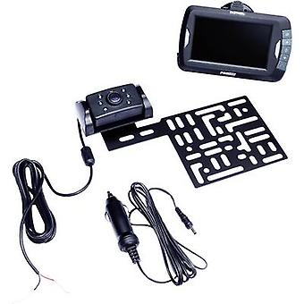 Wireless reversing camera system DIGITAL DRC4310 ProUser Automatic day/night switch, Distance scale lines, IR add-on lig