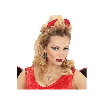 Jewelry and crowns  Devilish halloween necklace