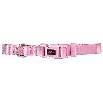 Nayeco Basic Dog Collar Pink Size L (Dogs , Collars, Leads and Harnesses , Collars)