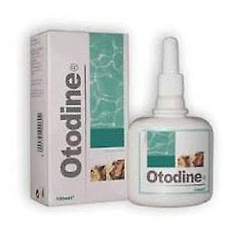 Fatro Headset hygiene Otodine 100 Ml (Dogs , Grooming & Wellbeing , Ear Care)