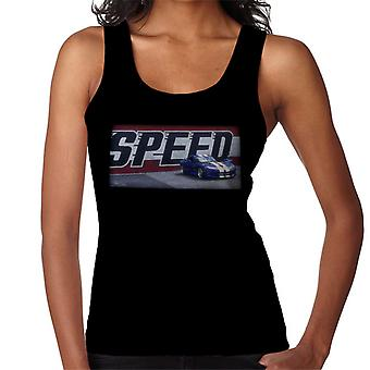 Dodge Viper Racing Stripes Women's Vest