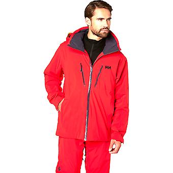 Helly Hansen Mens Lightning Waterproof Insulated Jacket Coat