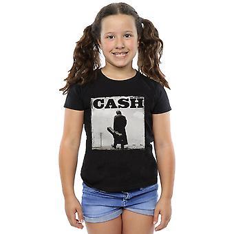 Johnny Cash Girls Walking Legend T-Shirt