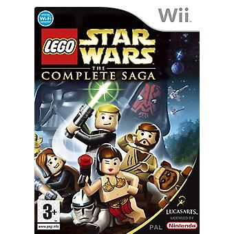 Lego Star Wars The Complete Saga (Wii)
