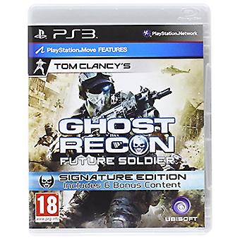 Tom Clancys Ghost Recon Future Soldier - signatur upplagan (PS3)