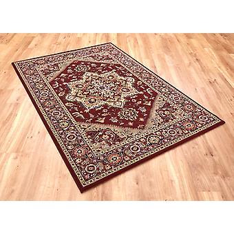 Edle Kunst 65 140 390 rotes Rechteck Teppiche traditionelle Teppiche