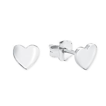 s.Oliver jewel ladies earrings SO PURE heart 2017228
