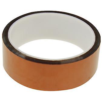 30mm wide Kapton tape BGA PCB SMT 300 ° Rotary Beeding heat resistant