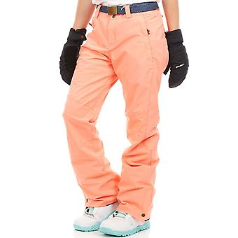 Oneill Fusion Coral Star Slim Fit Womens Snowboarding Pants