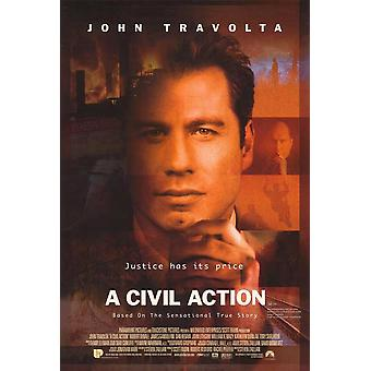 A Civil Action Movie Poster (11 x 17)