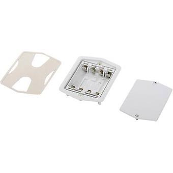 Bopla 58417035 Battery tray 4x AA Solder lug (L x W x H) 105 x 79 x 22 mm