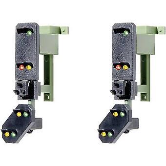 Viessmann 4753 H0 Light Incl. advance signal Esig light signals Assembled DB