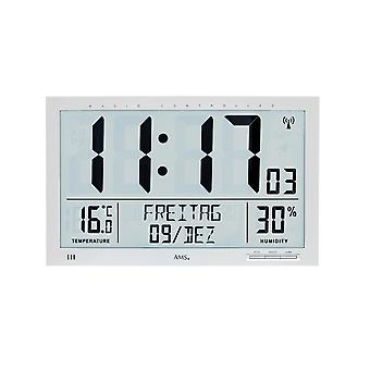digital wall clock radio AMS - 5888