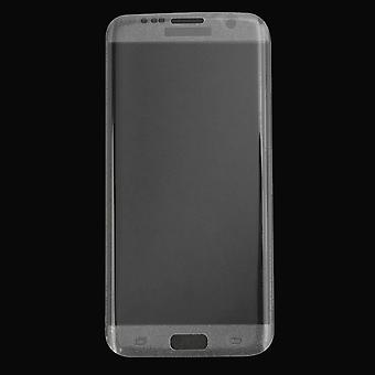 Samsung Galaxy S7 edge 3D armoured glass film screen protector covers case transparent