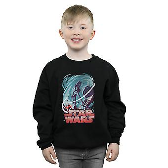 Star Wars Boys Hoth Swirl Sweatshirt