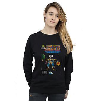 Marvel Comics Frauen Infinity Gauntlet Sweatshirt