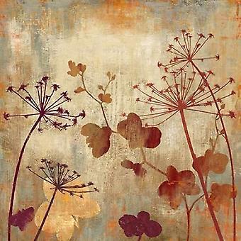 Wild Field I Poster Print by Aimee Wilson (12 x 12)