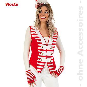 Uniform ladies Cologne fan session vest guard vest Womens costume