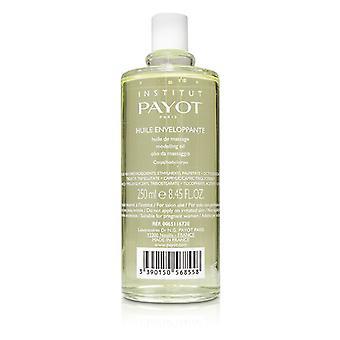 Payot Huile Enveloppante - Body Massage Oil (Orange Blossom & Rose) (Salon Product) - 250ml/8.4oz