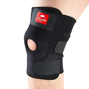 Flexible knee pads for aid and support