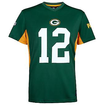 4affa25b8a0 NFL Polymesh Jersey shirt - Green Bay Packers  12 Rodgers