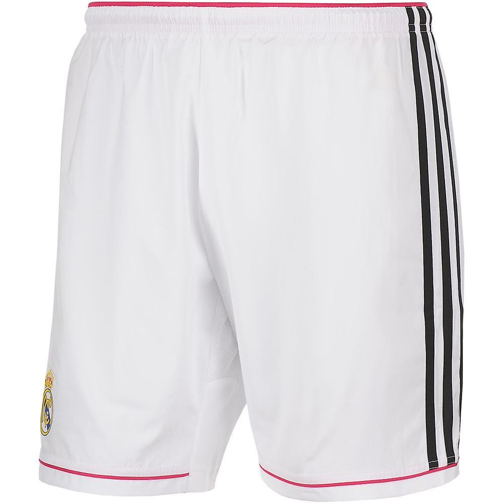 2014-15 real Madrid Adidas hem Shorts