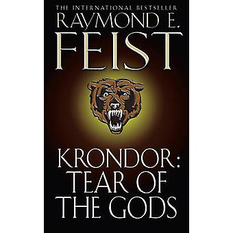 Krondor - Tear of the Gods by Raymond E. Feist - 9780006483564 Book
