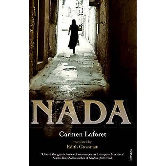 Nada by Carmen Laforet - Edith Grossman - Mario Vargas Llosa - 978009