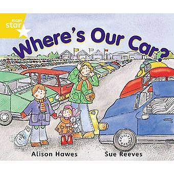 Rigby stella guidò giallo anno 1 livello - dove si trova la nostra auto? Libro della pupilla (S
