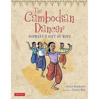 La danseuse cambodgienne - du joelle don d'espoir par la danseuse cambodgienne-