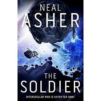 Soldaten av Neal Asher - 9781509862399 bok