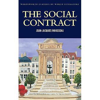 Det sociala kontraktet (ny upplaga) av Jean-Jacques Rousseau - Derek Ma