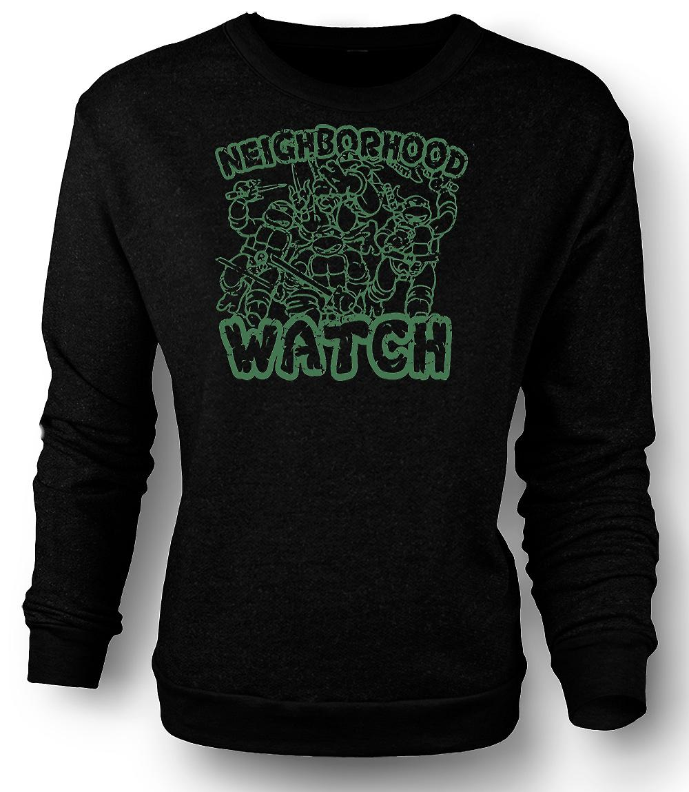 Hombres camiseta Teenage Mutant Ninja Turtles - Neighborhood Watch