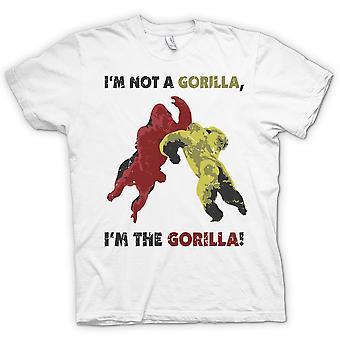 Ich bin kein Gorilla - Im der Gorilla - Cool T Shirt