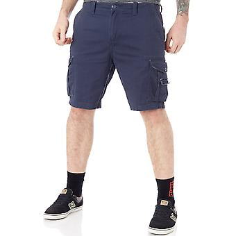 Quiksilver Blue Nights Crucial Battle - 21 Inch Cargo Shorts
