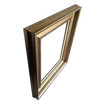 20x25 cm eller 8x10 tum, STOR fotoram i silver
