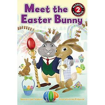 Incontra il coniglietto di Pasqua