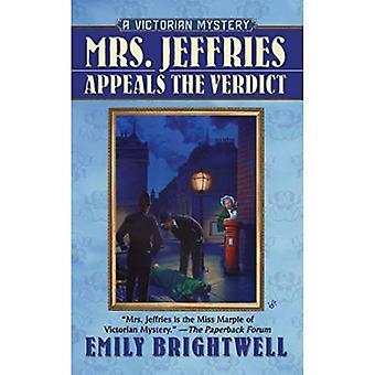 Mrs. Jeffries Appeals the Verdict (Victorian Mysteries)