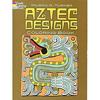 Aztekische Design Malbuch (Dover Malbuch)