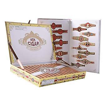 Kasse med Cigar Bands