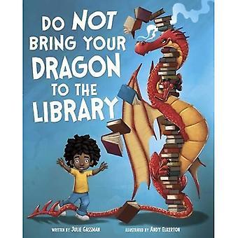Bringen Sie Ihren Drachen nicht in der Bibliothek (NA)