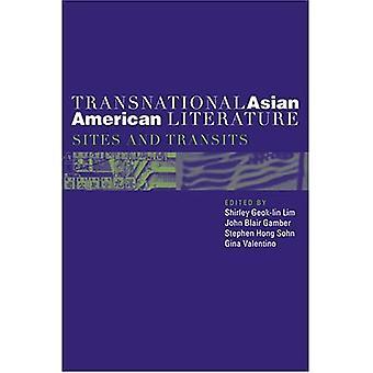 Kansainvälisen Aasian Amerikan Kirjallisuus: Sivustoja ja kauttakulkua