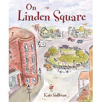 Op het plein van de Linden
