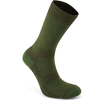 Craghoppers Mens & Womens Padded Heat Regulator Travel Socks