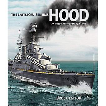 Croiseur de bataille HMS Hood