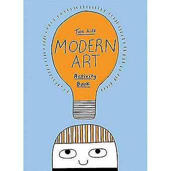 Tate Kids Modern konst aktivitetsbok